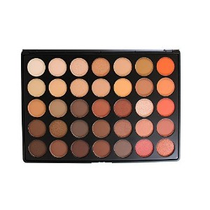 Morphe Brushes Palettes 35O Nature Glow Eyeshadow Palette [並行輸入品]