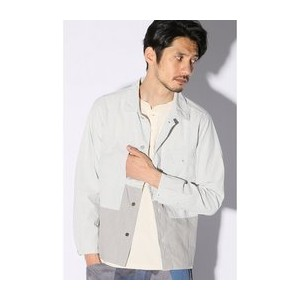 THE DRAWING ROOM HICKORY UTILITY JACKET/ドローイングルーム【ジャーナルスタンダード/JOURNAL STANDARD シャツ・ブラウス】