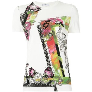 Versace Collection - G35024G603135 G1003 Artificial->Viscose - women - Elastodiene/ビスコース - 40
