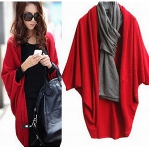xxoo 2014 New Hot selling women s fashion cashmere blends poncho knitted cardigan winter outerwear s