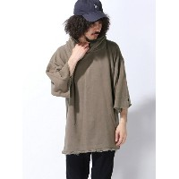 VOTE MAKE NEW CLOTHES WIDE SLEEVE HARF HOODIE ヴォート メイク ニュー クローズ【送料無料】