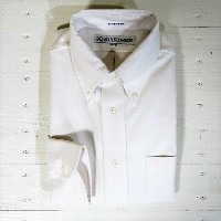 インディビジュアライズドシャツ individualized shirts [ls][heritage denim][standard][white]