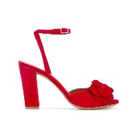 Chie Mihara - 'Lila' sandals - women - レザー/スエード/rubber - 36