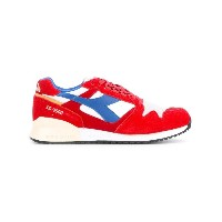Diadora - IC 4000 trainers - men - レザー/スエード/ナイロン/rubber - 8