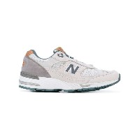New Balance - 991 Made in England sneakers - men - ポリアミド/Calf Suede/rubber - 7.5