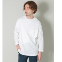 UR Vincent et Mireille 3/4 CREW NECK BIG T【アーバンリサーチ/URBAN RESEARCH Tシャツ・カットソー】