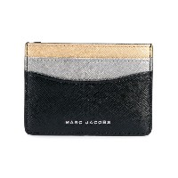 Marc Jacobs - Tricolor カードケース - women - レザー - ワンサイズ