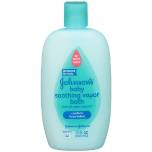 Johnson's Baby Soothing Vapor Bath, 15 Ounce by Johnson's Baby