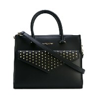 Lancaster - studded tote bag - women - レザー/metal - ワンサイズ