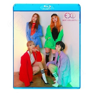 【Blu-ray】☆EXID 2017 BEST COLLECTION★Night Rather Than Day L.I.E Hot Pink Ah Yeah UpDown【イーエックスアイディー】