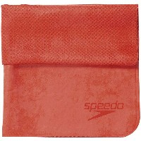 17SS Speedo(スピード) セームタオル(大)レッド SD96T01-RE 【RCP】 【送料無料】