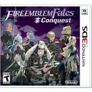 3DS Fire Emblem Fates:Conquest USA(ファイアーエンブレム コンクエスト 北米版)〈Nintendo〉