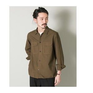 UR MHL.×URBAN RESEARCH 別注C/L POPLIN SHIRTS【アーバンリサーチ/URBAN RESEARCH シャツ・ブラウス】
