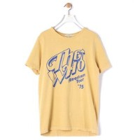 JUNK FOOD / THE WHO Tシャツ【ビームス ウィメン/BEAMS WOMEN Tシャツ・カットソー】