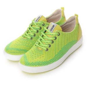 エコー ECCO ECCO WOMENS GOLF CASUAL HYBRID (Lime P-Toucan N/Sulphur) レディース