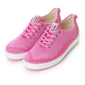 エコー ECCO ECCO WOMENS GOLF CASUAL HYBRID (Pink-Beetroot/Fandango) レディース