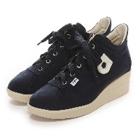 【SALE 50%OFF】アージレ バイ ルコライン AGILE BY RUCOLINE 226 A NEW SUEDE LIGHT(NAVY) レディース