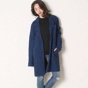 【SALE 70%OFF】ジョーズ JOE'S DENIM TRENCH (MEDIUM WASH)