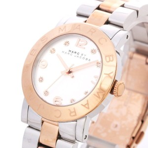 【SALE 30%OFF】マーク バイ マーク ジェイコブス MARC BY MARC JACOBS Amy (SILVER×PINKGOLD)