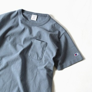 "Champion: ""MADE IN USA"" T1011 ポケット Tシャツ/シップス(メンズ)(SHIPS)"