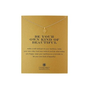ドギャード Dogeared レディース アクセサリー ネックレス【Be Your Own Kind of Beautiful Necklace】Gold Dipped
