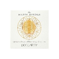 ドギャード Dogeared レディース アクセサリー 指輪【Mindful Mandala Center Square Ring】Gold Dipped