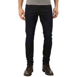 ジースター G-Star メンズ ボトムス ジーンズ【3301 Tapered Fit Jeans in Visor Stretch Denim Dark Aged】Visor Stretch...