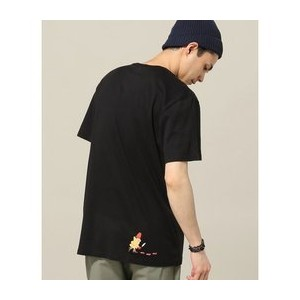 HUF×PINK PANTHER / ハフ×ピンクパンサー : POCKET TEE【ジャーナルスタンダード/JOURNAL STANDARD Tシャツ・カットソー】