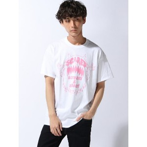 BROWNY カラーモチーフロゴTシャツ ウィゴー