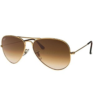 レイバン Ray Ban サングラス RB3025 001/51 AVIATOR LARGE METAL ARISTABROWN GRADIENT