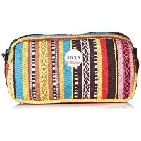 (Roxy) Roxy Junior s Pipeline Case Novelty Pencil Pouch (Size:One Size|Color:Rainbow Stripe)