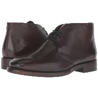 フライ Frye メンズ シューズ・靴 ブーツ【Weston Chukka】Dark Brown Smooth Veg Calf