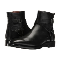 フライ Frye メンズ シューズ・靴 ブーツ【Weston Cross Strap】Black Smooth Veg Calf