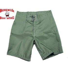 BIRDWELL(バードウェル)/#311 BEACH BRITCHES SHORTS/olive【東水着】