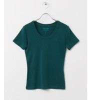 DOORS FORK&SPOON Soft Ribbed T-SHIRTS【アーバンリサーチ/URBAN RESEARCH Tシャツ・カットソー】