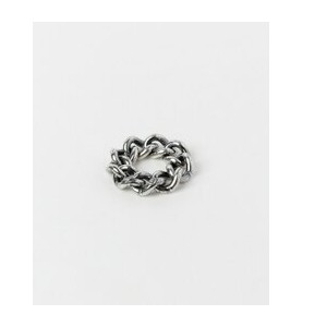 Sonny Label Hollow Curblink Chain Ring【アーバンリサーチ/URBAN RESEARCH リング】