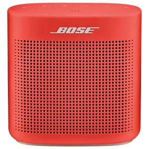 【送料無料】BOSE Bluetoothスピーカー Bose SoundLink Color II レッド SOUNDLINK COLOR II RED [SOUNDLINKCOLOR2RED]