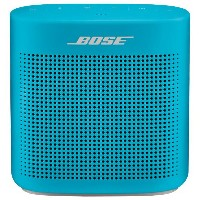 【送料無料】BOSE Bluetoothスピーカー SoundLink Color II ブルー SOUNDLINK COLOR II BLU [SOUNDLINKCOLOR2BLU]【RNH】
