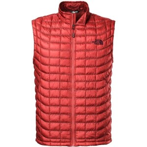 ノースフェイス メンズ ベスト トップス The North Face ThermoBall Insulated Vest - Men's Cardinal Red