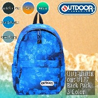 【 OUTDOOR PRODUCTS 】 プリント デイパック / OUT-0177【ポイント10倍】【送料無料】【リュック】【デイパック】【バックパック】【通学】【男性】【フェス】【女性】...