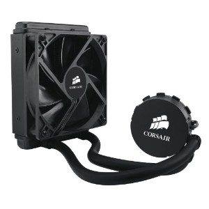 Corsair Hydro Series H55 All-In-One Liquid Cooler for CPU