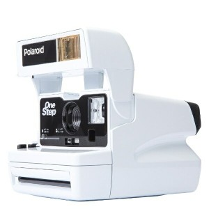 【送料無料】 IMPOSSIBLE POLAROID 600 Bright White CAMERA