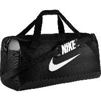 ナイキ メンズ ボストンバッグ バッグ Nike Brasilia Training Duffel Bag - Large - 5978cu in Black/Black/White