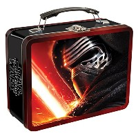 Lunch Box - Star Wars - The Force Awakens Large Tin Tote New Licensed 99470