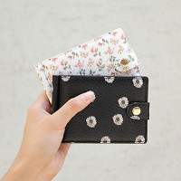 [D.LAB Serendipity] Flower Pattem Moneyclip // dlab