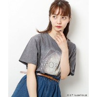 ★dポイントが貯まる★【Ray Cassin(レイカズン)】BIG?TEE(MAY THE FORCE BE WITH YOU)【dポイントでお得に購入】