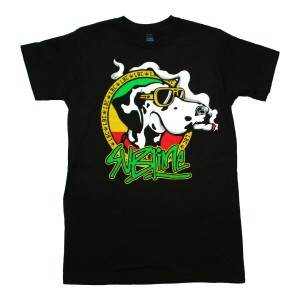 Sublime / Louie with Joint Tee (Black)