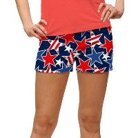 LoudMouth Ladies Star Studded Shorts【ゴルフ レディース>パンツ】