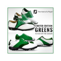 MyJoys April Green limited Edition Shoes (Masters 2017)【ゴルフ 特注/オーダーメイド>特注-フットジョイ】