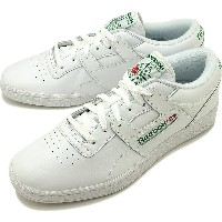 【20%OFF】【在庫限り】【限定モデル】Reebok CLASSIC リーボック クラシック CLUB WORKOUT クラブ ワークアウト WHITE/GLEN GREEN/RED ...